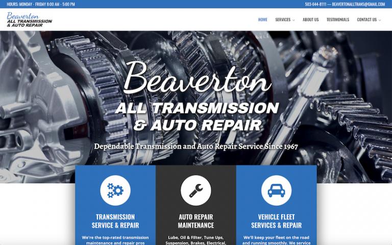Beaverton All Transmission