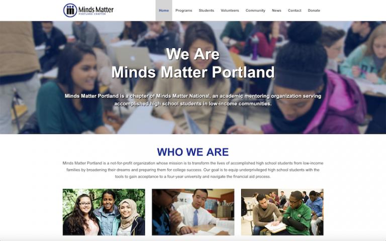 Minds Matter Portland