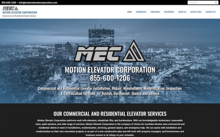 Motion Elevator Corporation